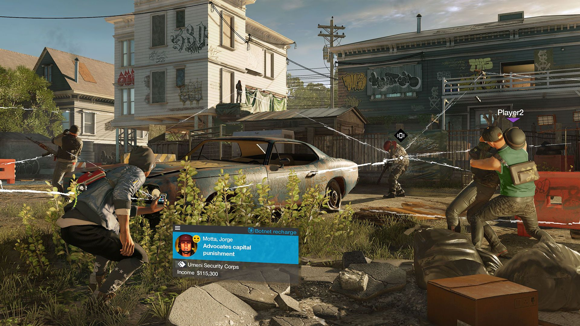 Screenshot for the game Watch Dogs 2: Digital Deluxe Edition [v 1.017.189.2 + DLCs] (2016) PC | RePack от R.G. Механики