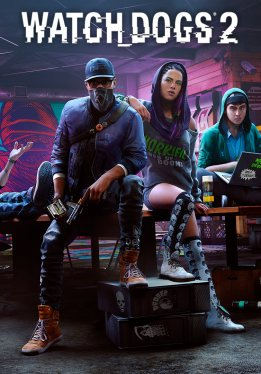 Cover Watch Dogs 2: Digital Deluxe Edition