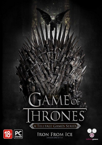 Cover Game of Thrones - A Telltale Games Series. Episode 1-6 (2014) PC | RePack от R.G. Механики