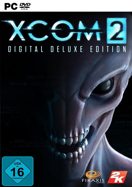 Cover XCOM 2: Digital Deluxe Edition + Long War 2 [Update 8 + 5 DLC] (2016) PC | RePack от R.G. Механики