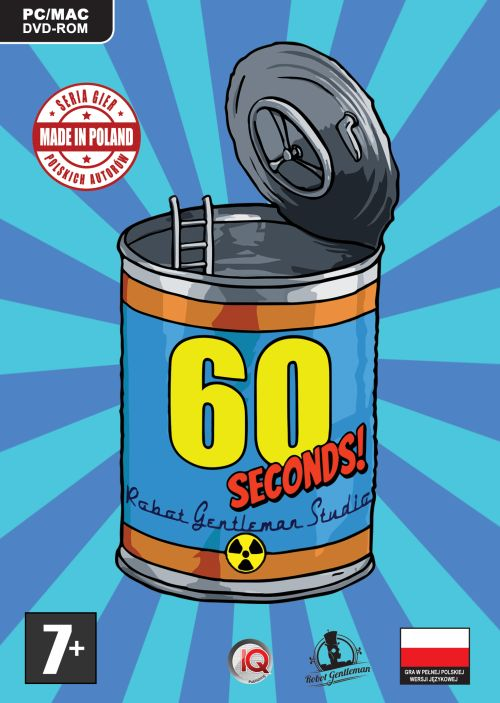 Poster 60 Seconds! (2015)