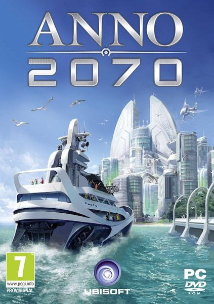 Cover Anno 2070: Complete Edition (2011) PC | RePack от R.G. Механики