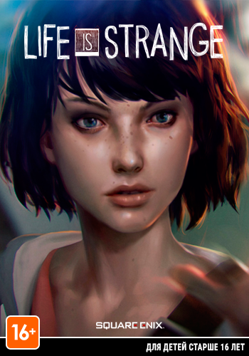 Cover Life Is Strange: Complete Season (2015) PC | RePack от R.G. Механики