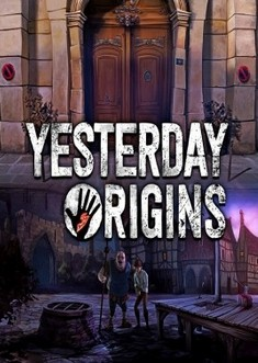 Cover Yesterday Origins