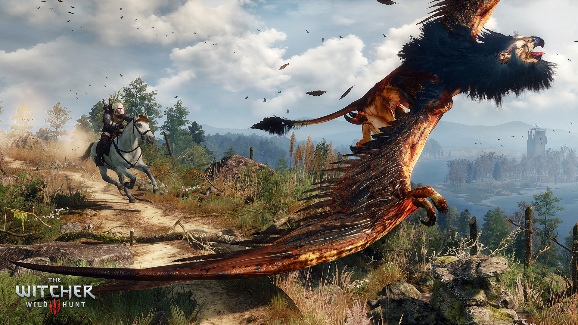 Screenshot for the game Ведьмак 3: Дикая Охота / The Witcher 3: Wild Hunt - Game of the Year Edition [v 1.31 + 18 DLC] (2015) PC | RePack от R.G. Механики