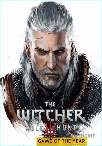 Poster The Witcher 3: Wild Hunt (2015)