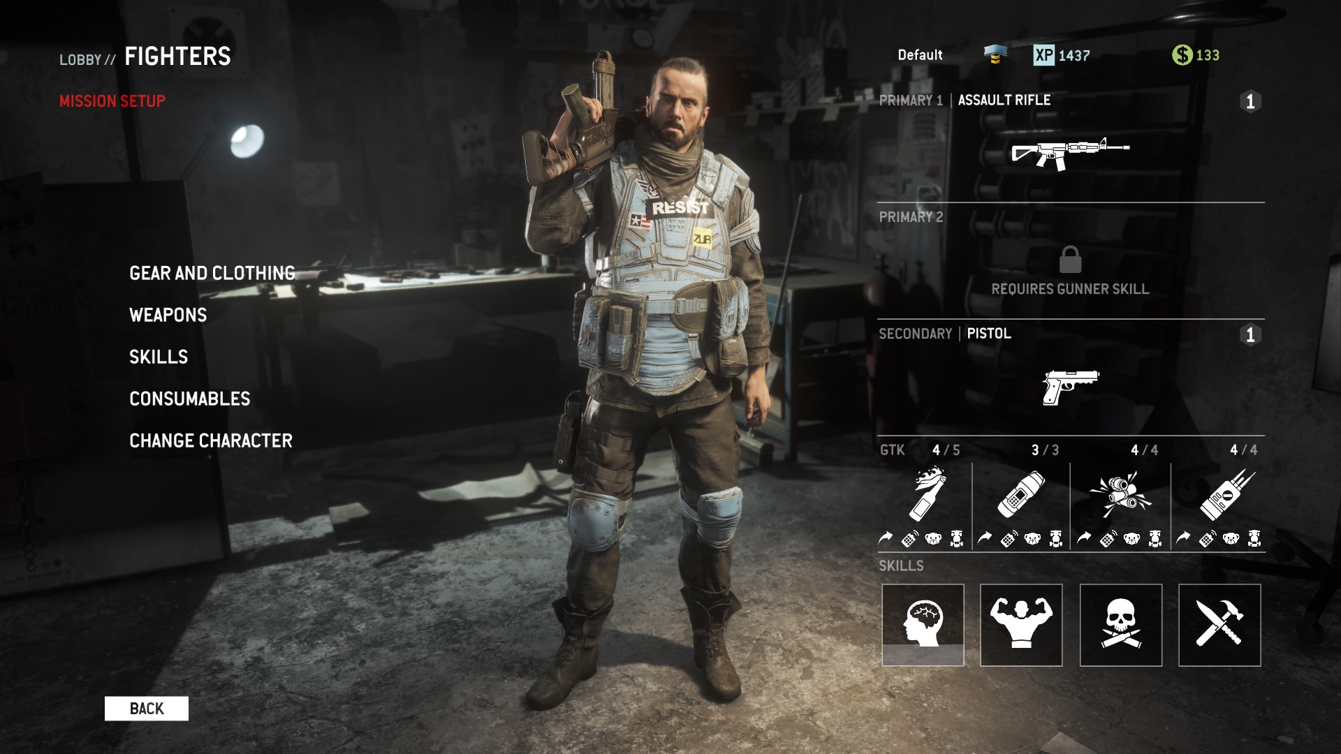Screenshot for the game Homefront: The Revolution - Freedom Fighter Bundle (2016) PC | RePack от R.G. Механики