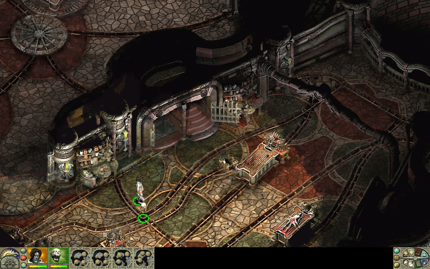 Screenshot for the game Planescape: Torment (1999) РС | RePack от R.G. Механики