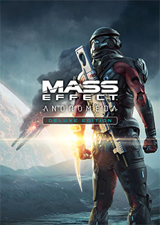 Cover Mass Effect: Andromeda - Super Deluxe Edition [v 1.09] (2017) PC | RePack от R.G. Механики