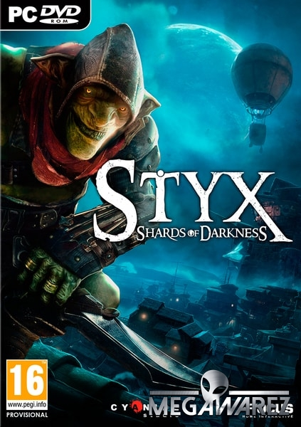 Cover Styx: Shards of Darkness [v 1.04] (2017) PC | RePack от R.G. Механики