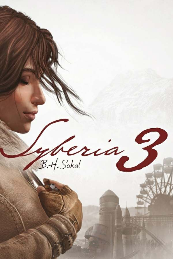 Cover Сибирь 3 / Syberia 3: Deluxe Edition [v 2.2] (2017) PC | RePack от R.G. Механики