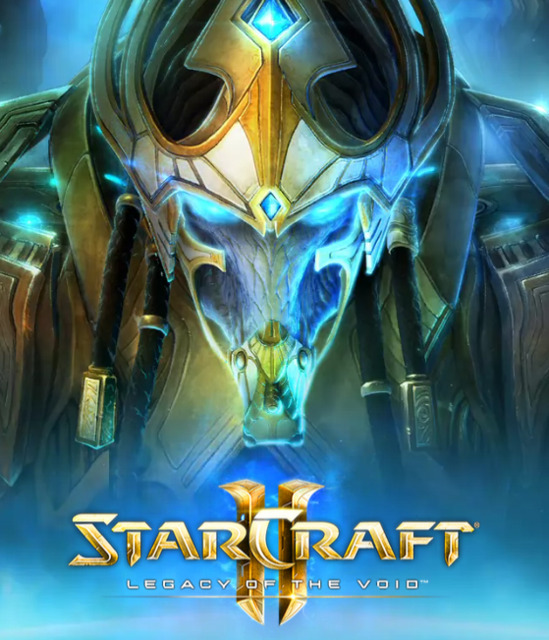 Poster StarCraft 2: Legacy of the Void (2015)