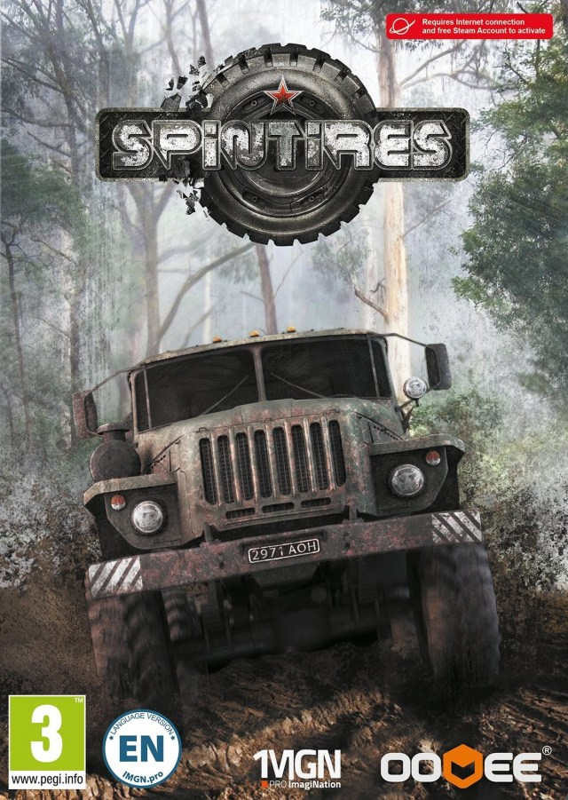 Cover Spintires