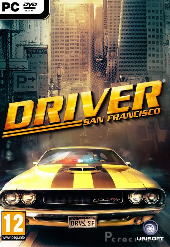 Cover Driver: San Francisco [v 1.04] (2011) PC | RePack от R.G. Механики