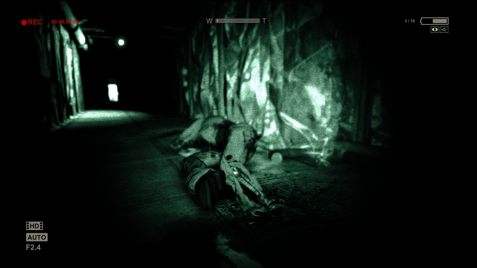 Screenshot for the game Outlast: Whistleblower (2014) PC | RePack от R.G. Механики