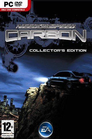 Poster Need for Speed: Carbon (2006)