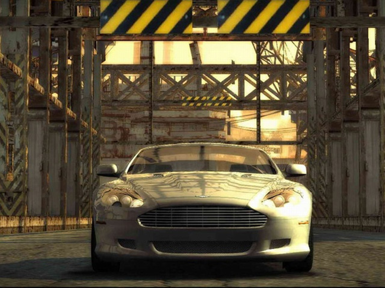 Screenshot for the game Need for Speed: Most Wanted - Black Edition (2005) PC | RePack от R.G. Механики