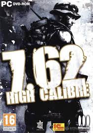 Poster 7.62: High Calibre + Hard Life Mod (2009)