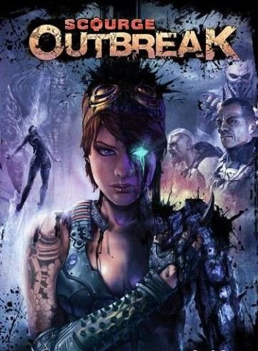 Cover Scourge: Outbreak - Ambrosia Bundle [v 1.121] (2014) PC | RiP от R.G. Механики