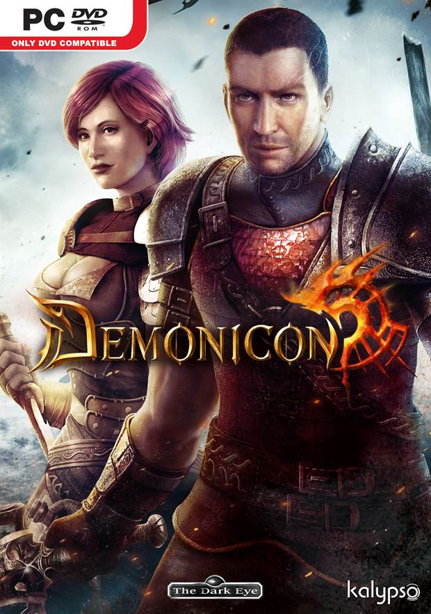 Cover The Dark Eye: Demonicon (2013) PC | RePack от R.G. Механики