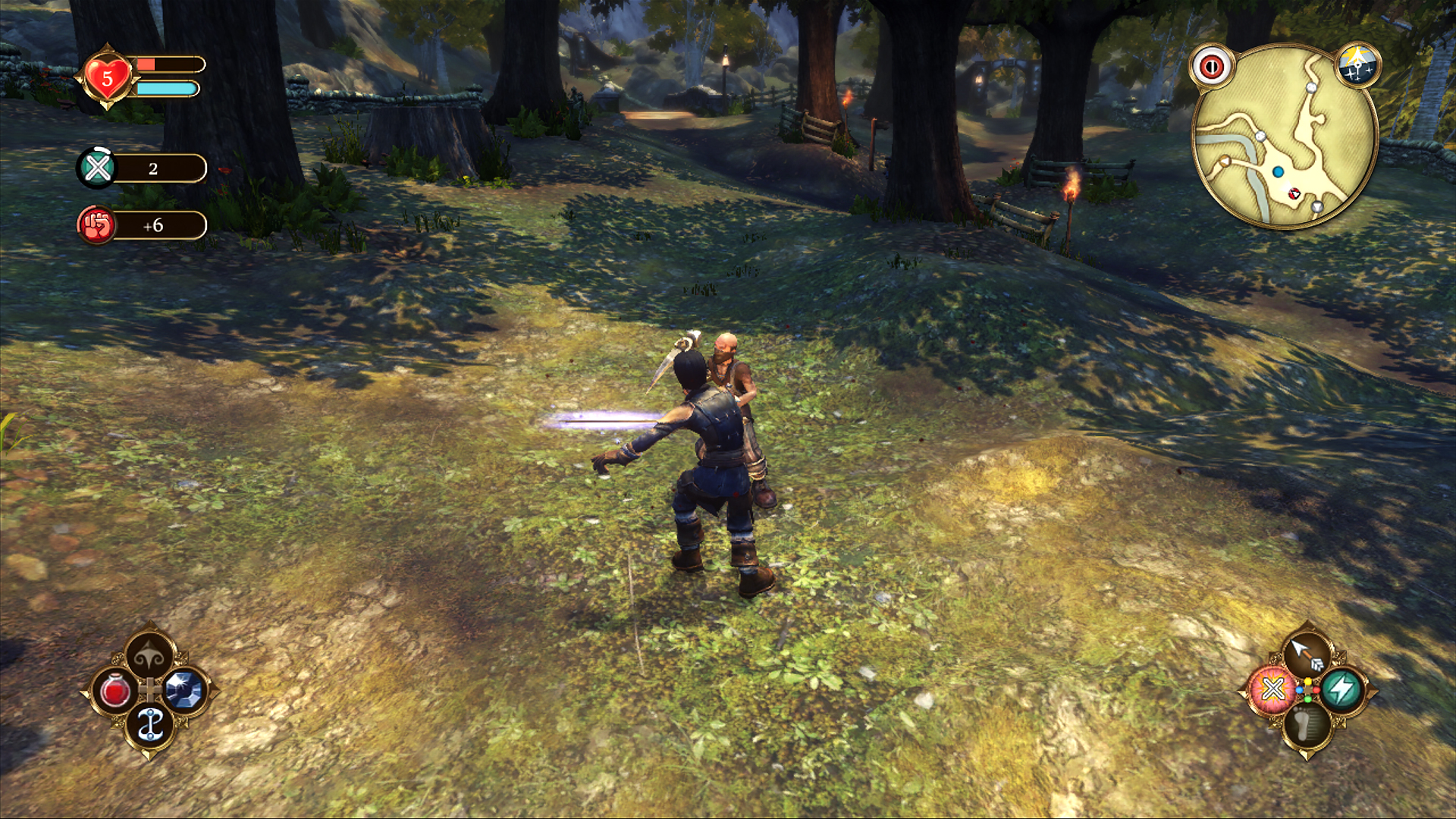 Screenshot for the game Fable Anniversary [Update 5] (2014) PC | RePack от R.G. Механики