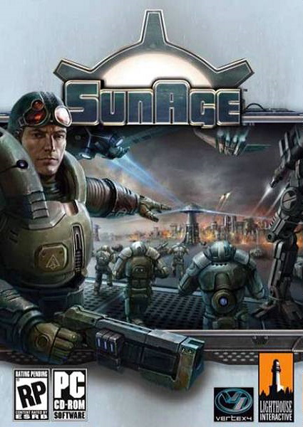Cover SunAge: Battle for Elysium Remastered (2014) PC | RePack от R.G. Механики