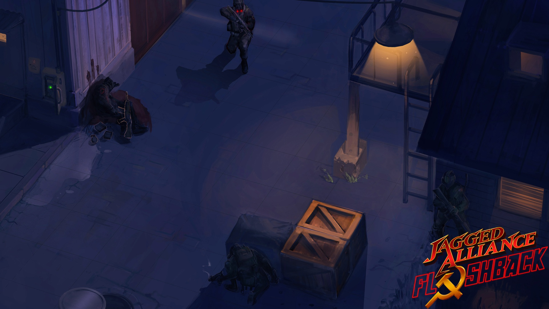 Screenshot for the game Jagged Alliance: Flashback (2014) PC | RePack от R.G. Механики