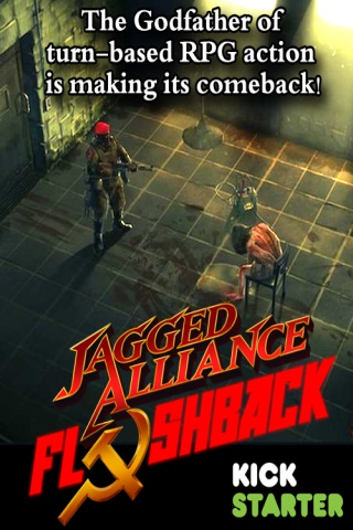Cover Jagged Alliance: Flashback