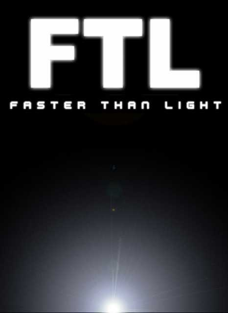 Poster FTL: Faster Than Light (2012)