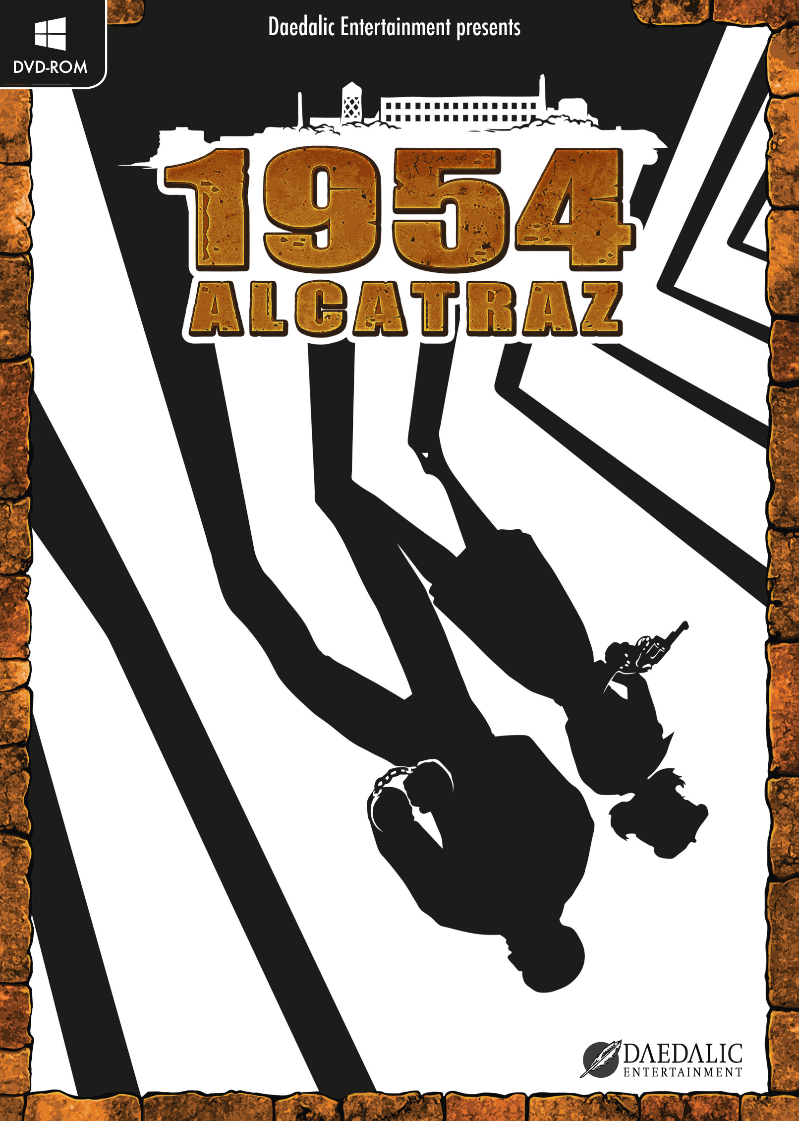Cover 1954 Alcatraz (2014) PC | RePack от R.G. Механики