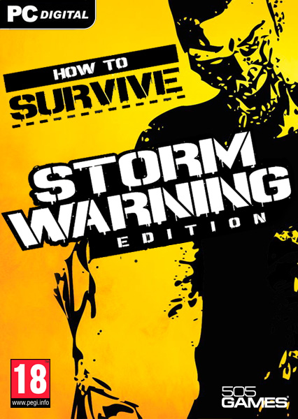 Poster How To Survive - Storm Warning Edition (2013)