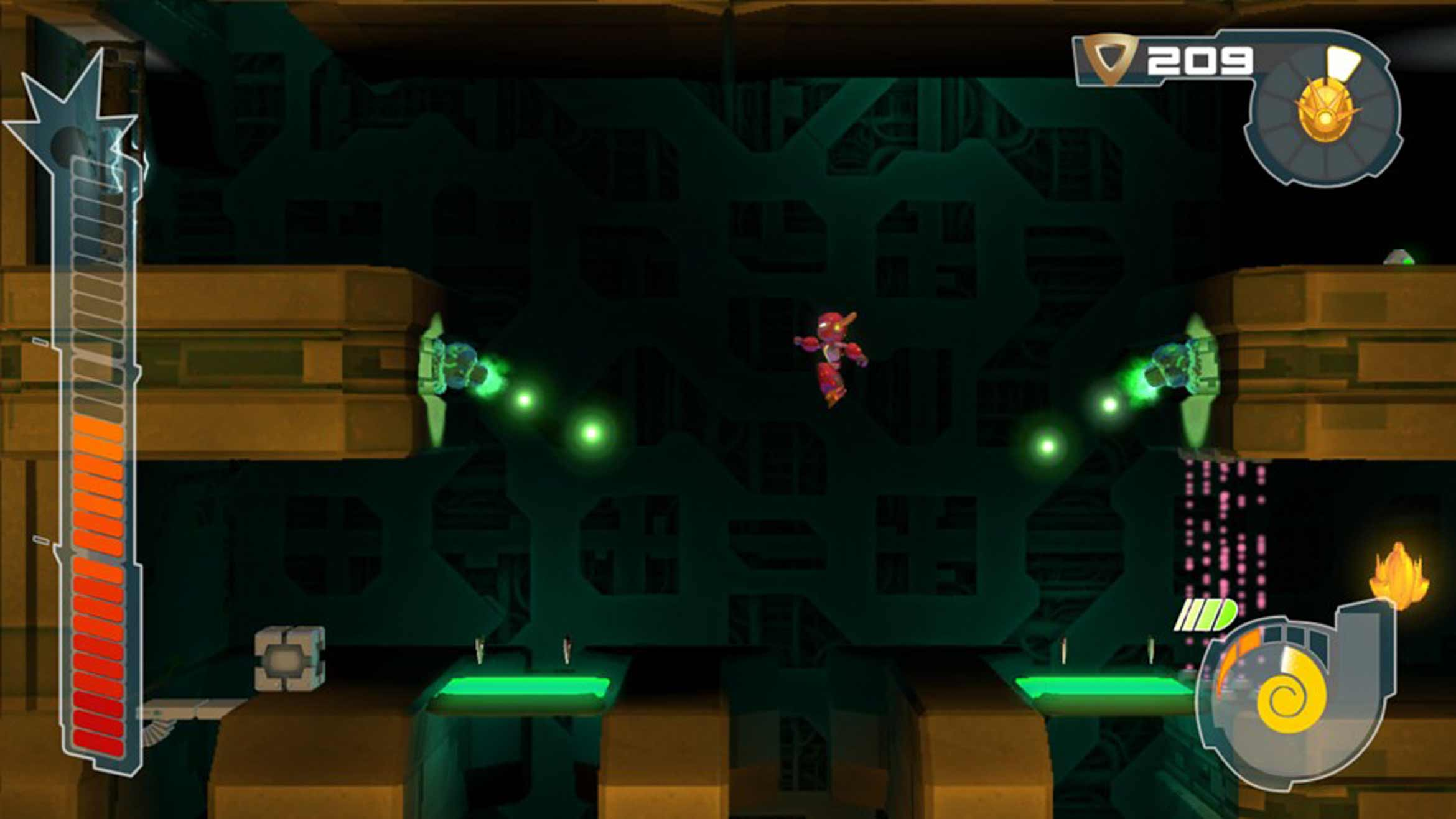 Screenshot for the game Explodemon! (2011) PC | RePack от R.G. Механики