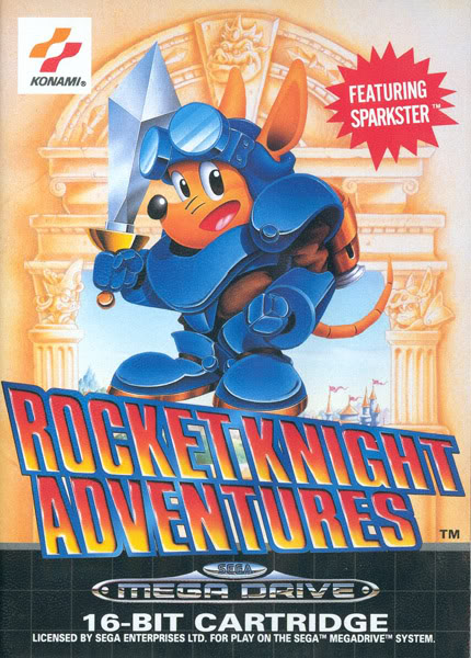 Cover Rocket Knight (2010) PC | RePack by R.G. Mechanics