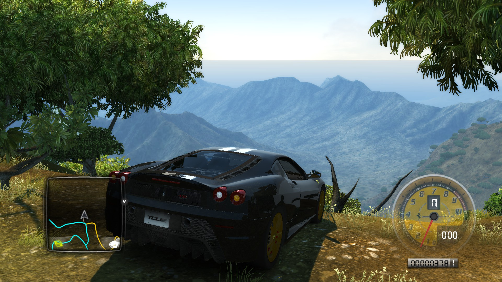 Screenshot for the game Test Drive Unlimited 2 (2011) PC | RePack от R.G. Механики