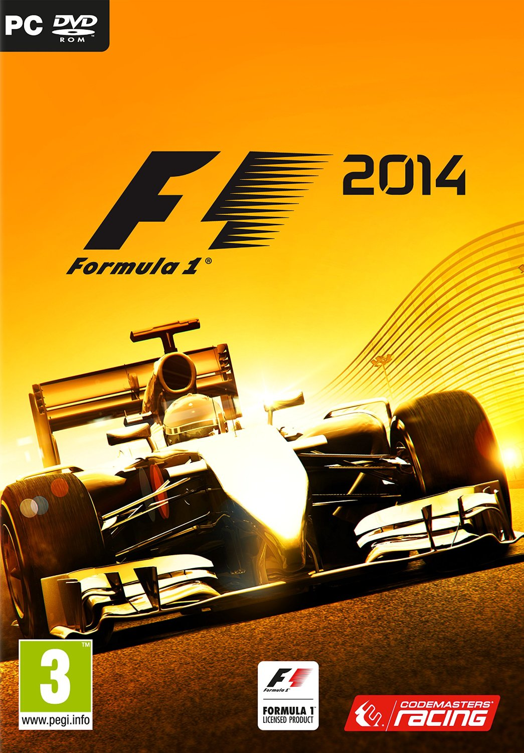 Poster F1 2014 (2014)