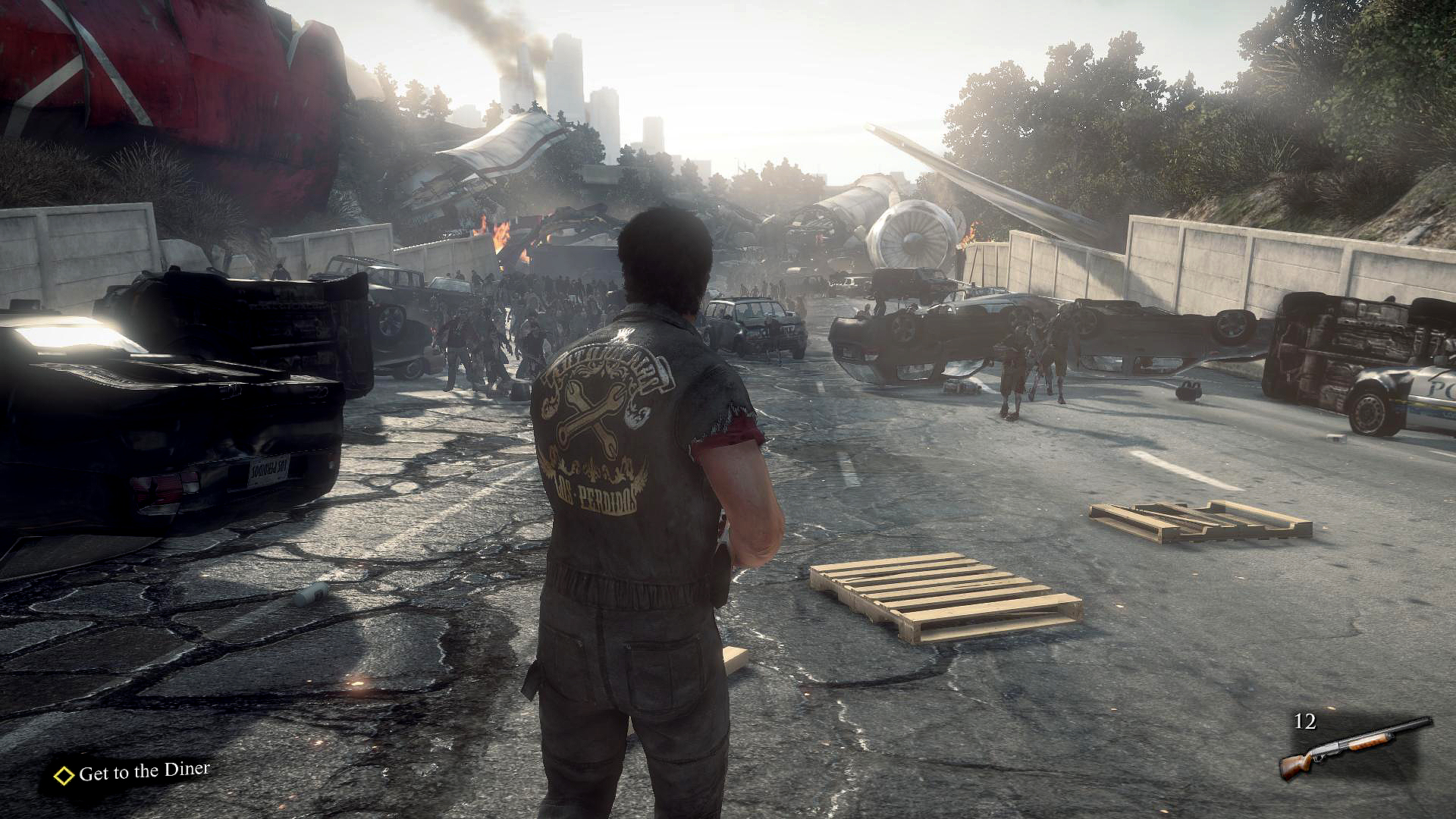 Screenshot for the game Dead Rising 3 - Apocalypse Edition [Update 5] (2014) PC | RePack от R.G. Механики