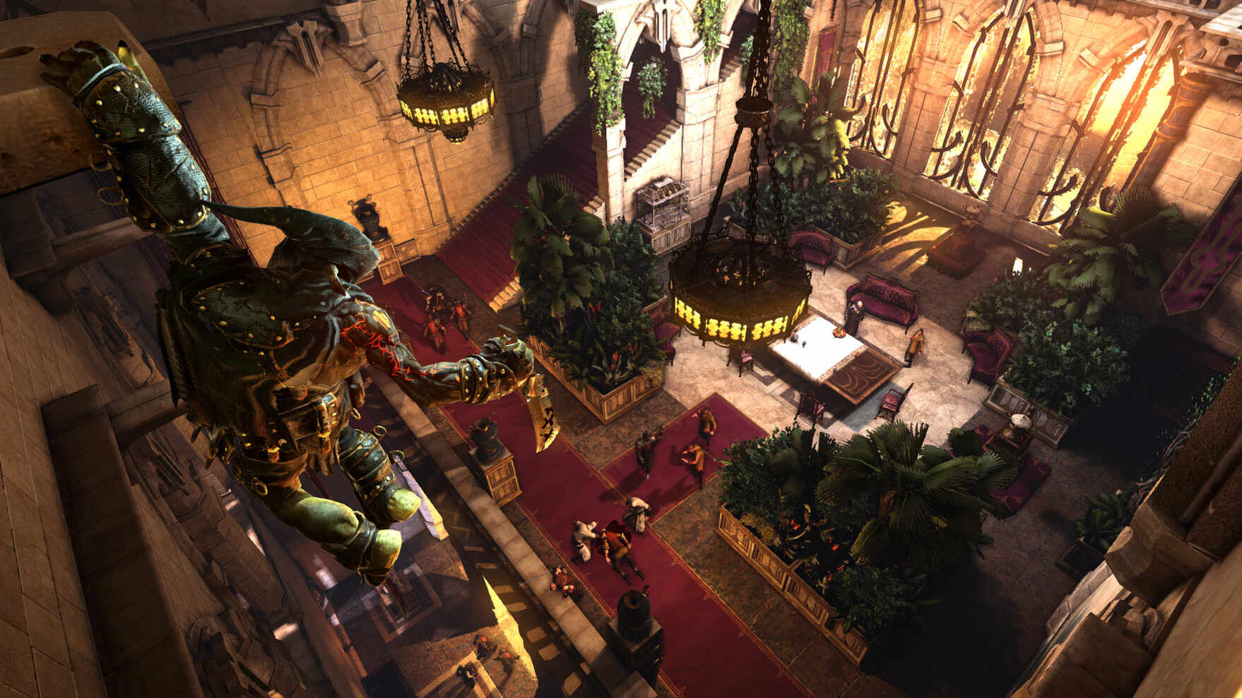 Screenshot for the game Styx: Master of Shadows [Update 2] (2014) PC | RePack от R.G. Механики