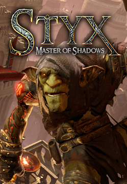 Poster Styx: Master of Shadows (2014)