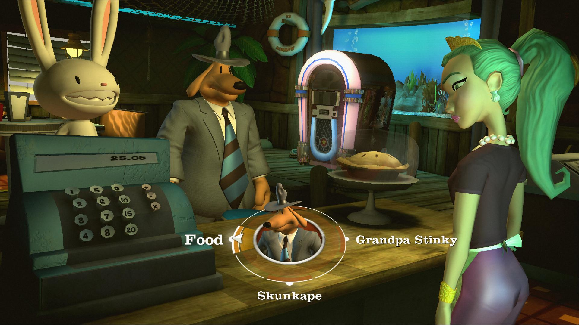 Screenshot for the game Sam and Max: Anthology (2007-2010) PC | RePack от R.G. Механики