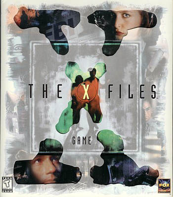 Cover Секретные Материалы / The X-Files: Game (1998) PC | RePack от R.G. Механики