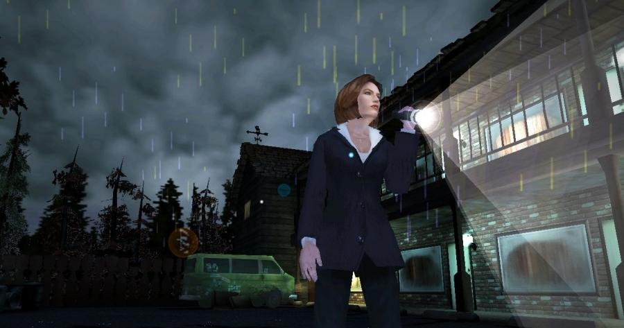 Screenshot for the game Секретные Материалы / The X-Files: Game (1998) PC | RePack от R.G. Механики