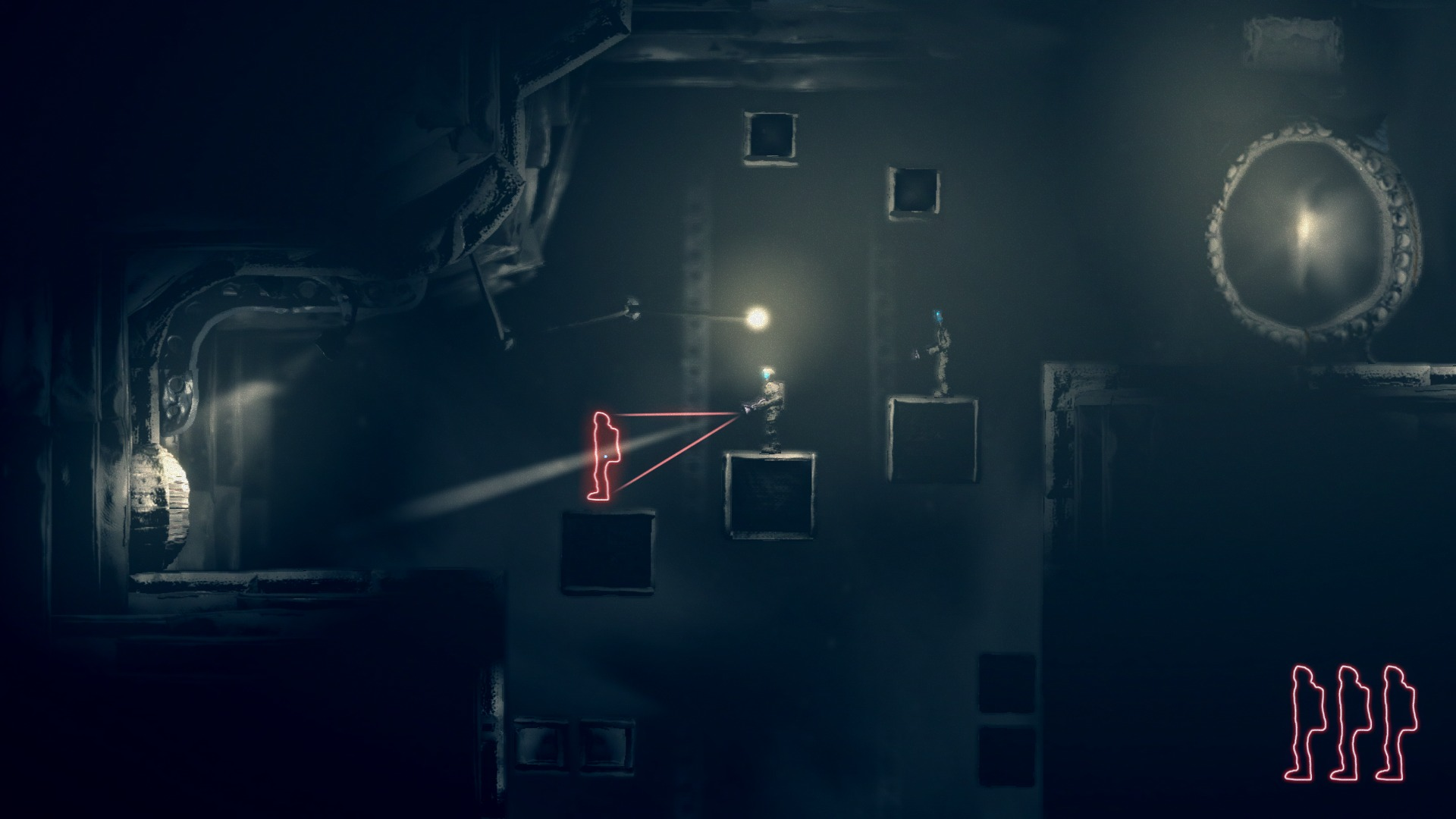 Screenshot for the game The Swapper (2013) PC | RePack от R.G. Механики