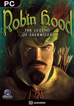Cover Robin Hood: The Legend of Sherwood