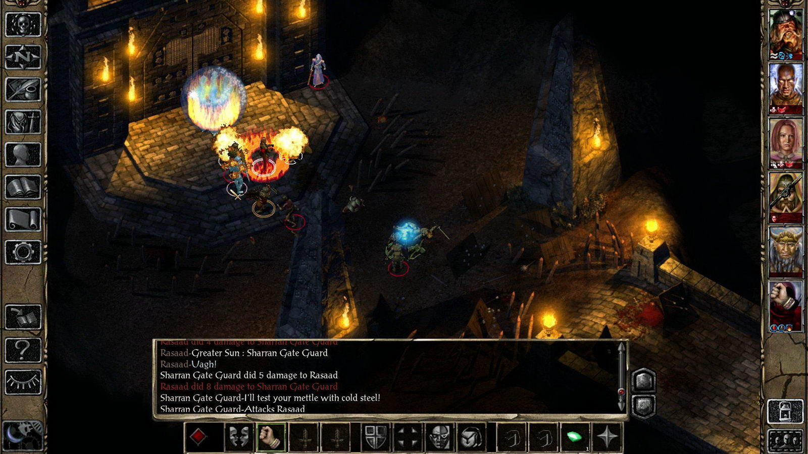 Screenshot for the game Baldur's Gate: Enhanced Edition - Dilogy (2012-2013) PC | RePack от R.G. Механики