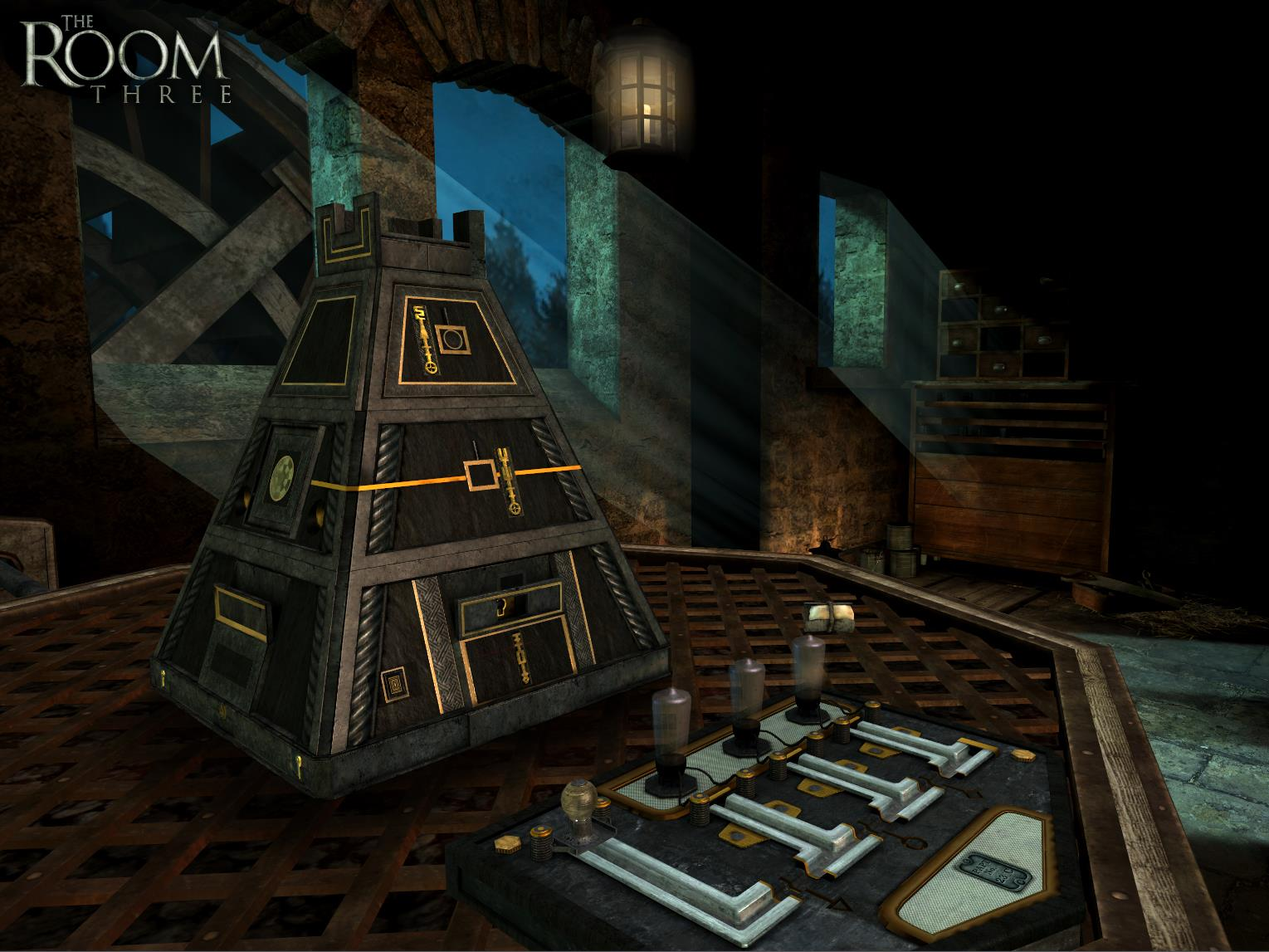 Screenshot for the game The Room (2014) PC | RePack от R.G. Механики