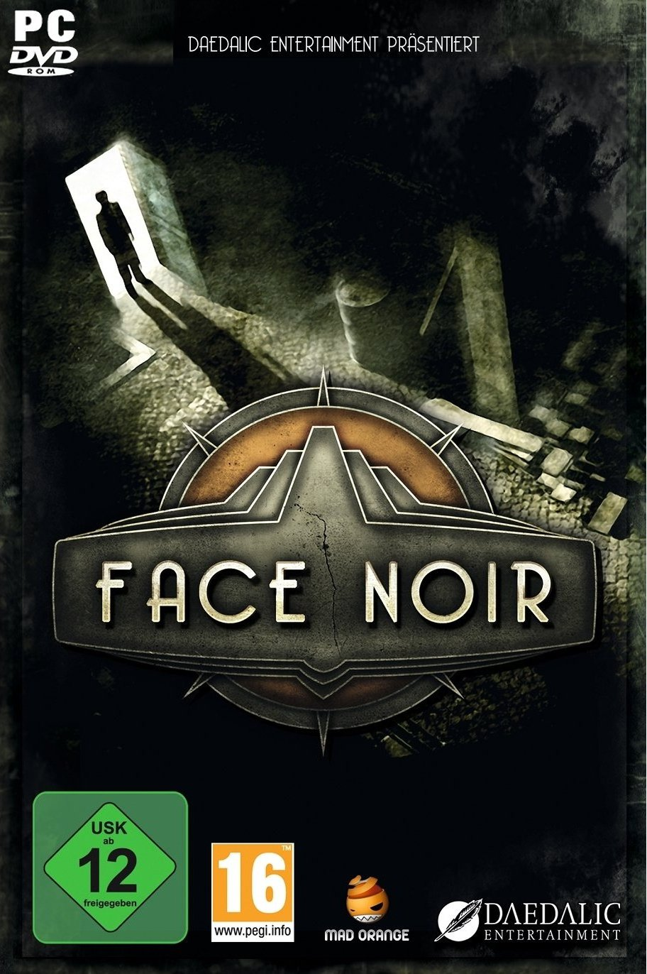 Cover Face Noir (2012) PC | RePack от R.G. Механики