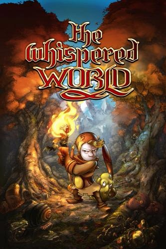 Poster The Whispered World - Special Edition (2014)