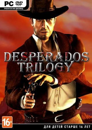 Cover Desperados: Trilogy (2001-2007) PC | RePack от R.G. Механики