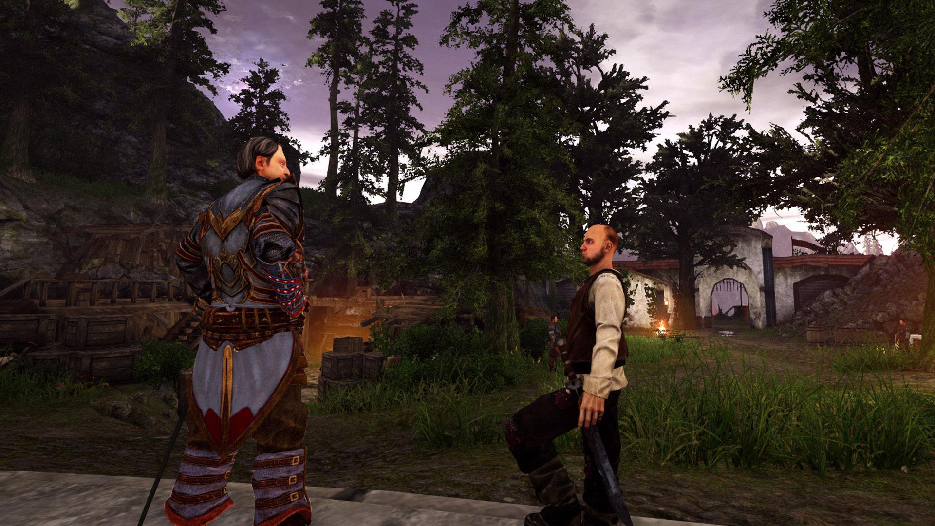Screenshot for the game Risen 3 - Titan Lords [v 1.09] (2014) PC | RePack от R.G. Механики