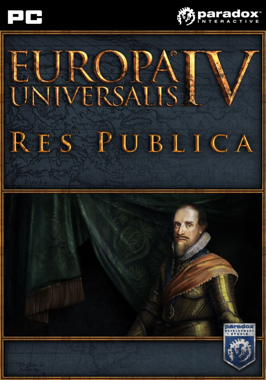 Poster Europa Universalis IV - Res Publica (2013)